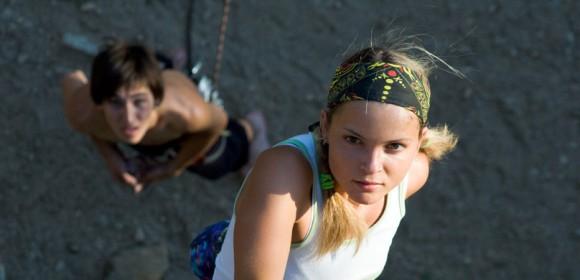 A climbing adventure